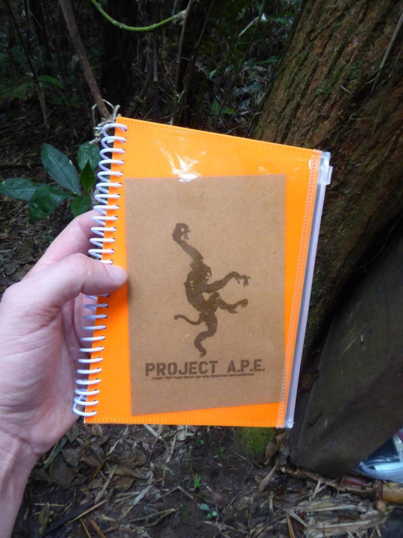 logbook ape