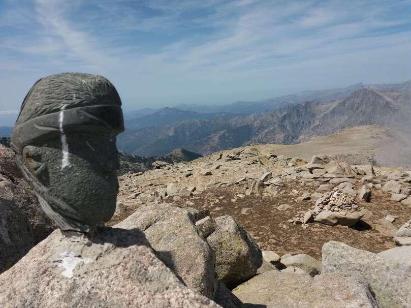 géocache Monte Renoso
