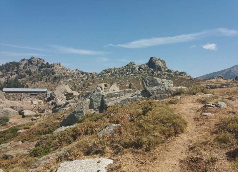 Randonnée Alzo