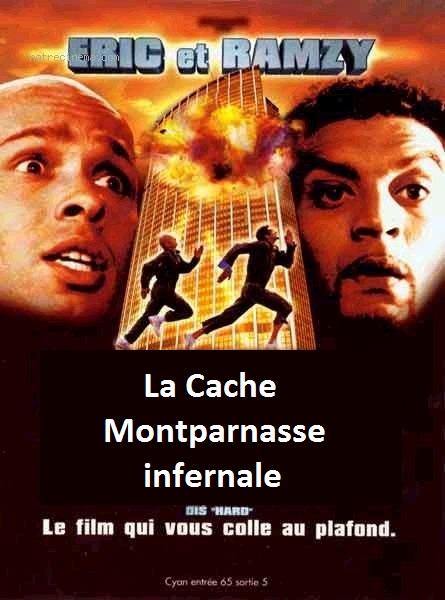 Cache Montparnasse infernale