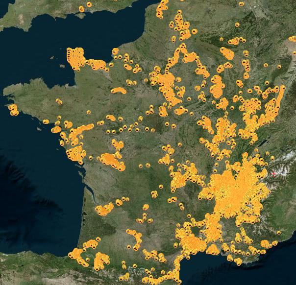 Géocaches France Vilcanota